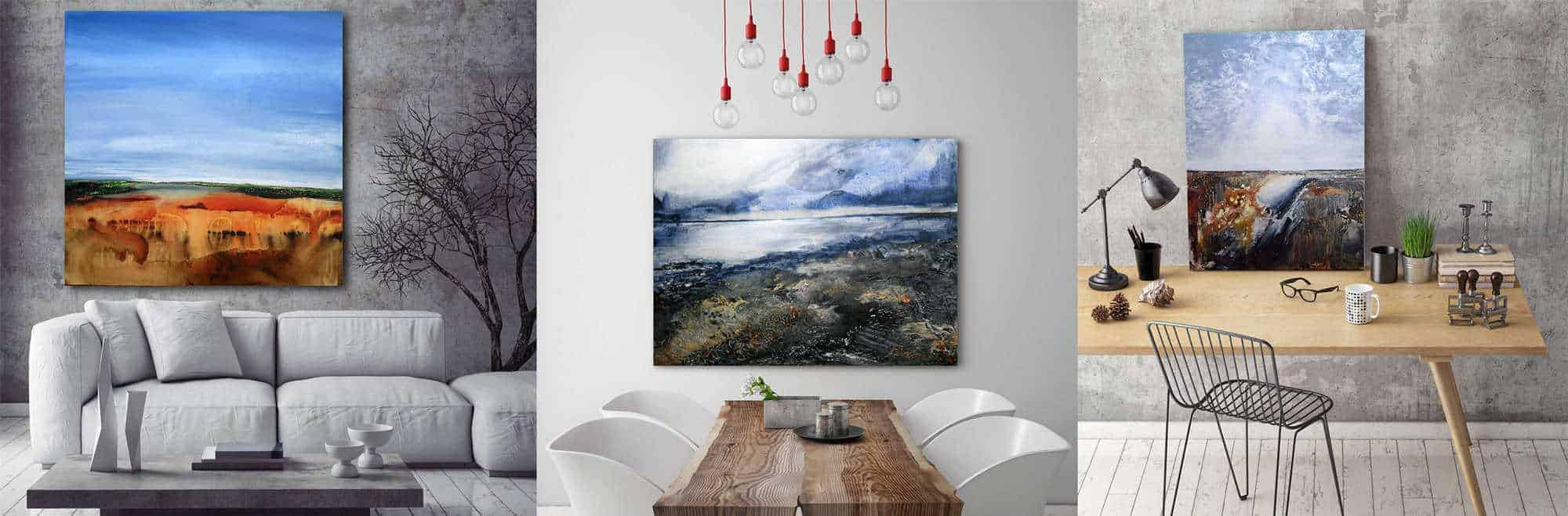 SHOP FOR CONTEMPORARY & MODERN ART THAT FITS YOUR HOME