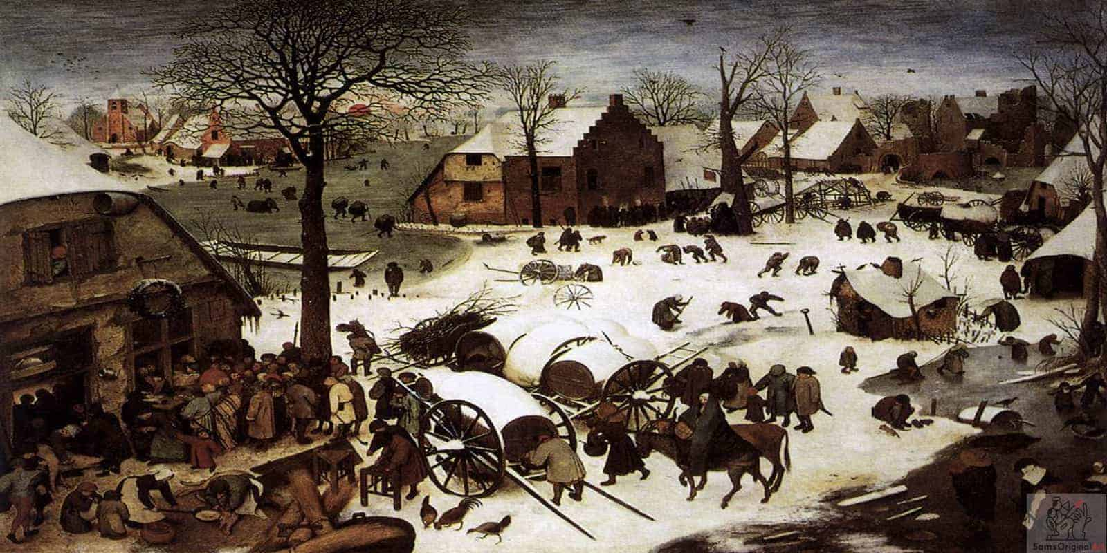 Pieter_Bruegel_the_Elder The_Census_at_Bethlehem
