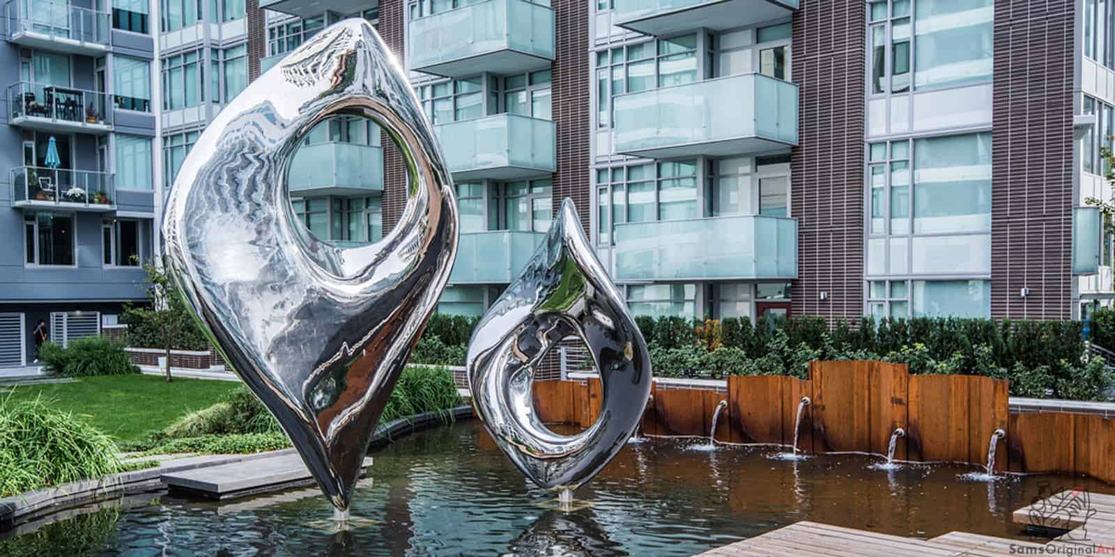 art sculptures in vancouver bc