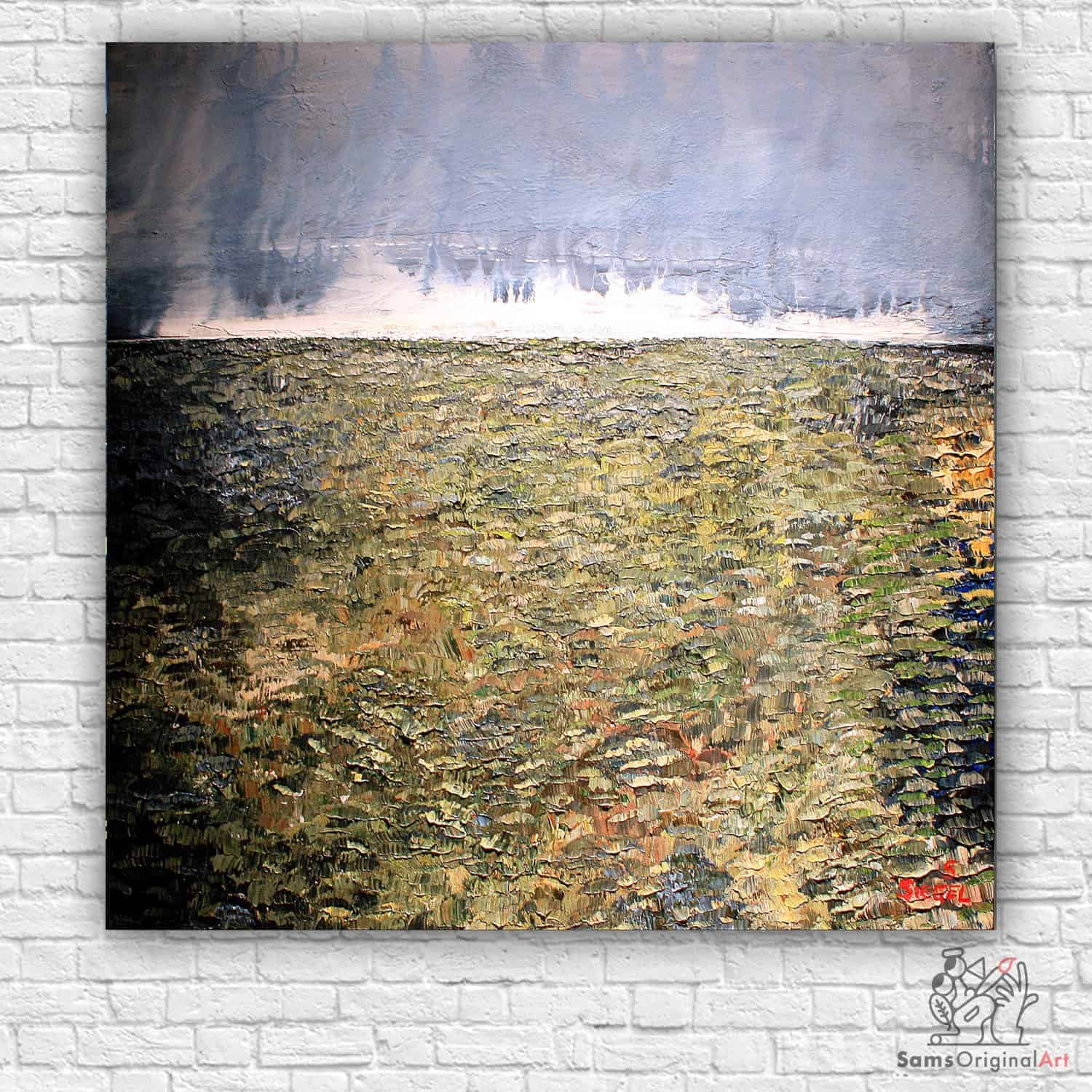 buy thick texture painting