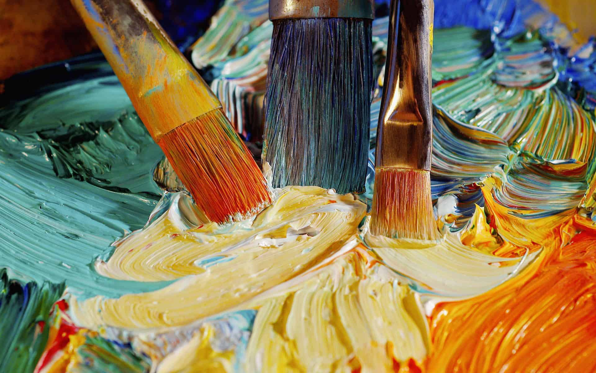 paint brushes vancouver