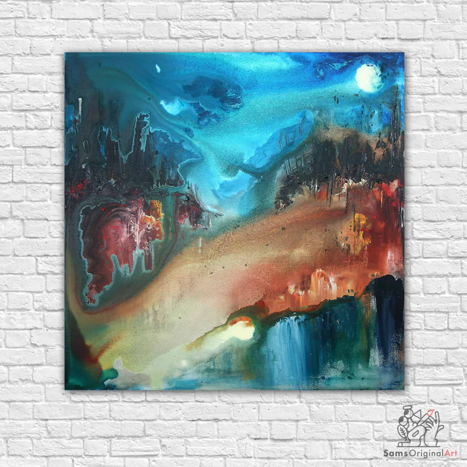 where to buy fluid paintings vancouver